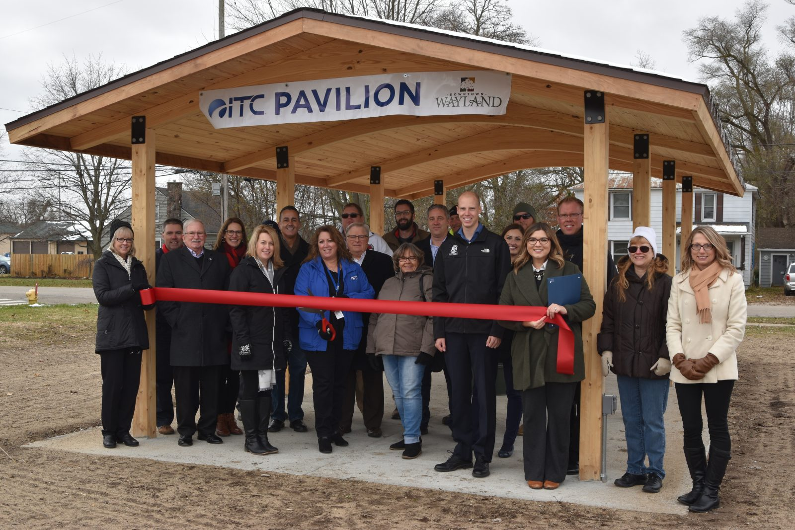 Press Release: Ribbon cutting marks…